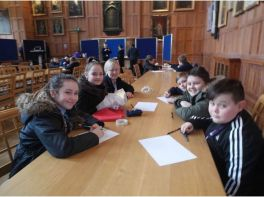 Primary 7 Visit to Queen's University