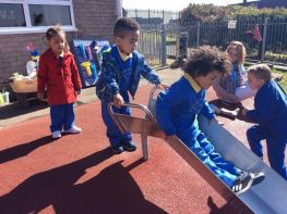 Nursery Cross Community Play Day