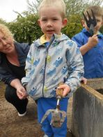 Nursery Visit Wolfhill Community Centre