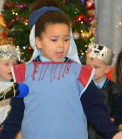 P1 Nativity Play