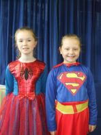 SuperHero Day Raise £173