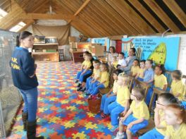 Nursery Trip to The Ark Farm
