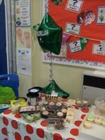 Macmillan Coffee Morning Raises £200